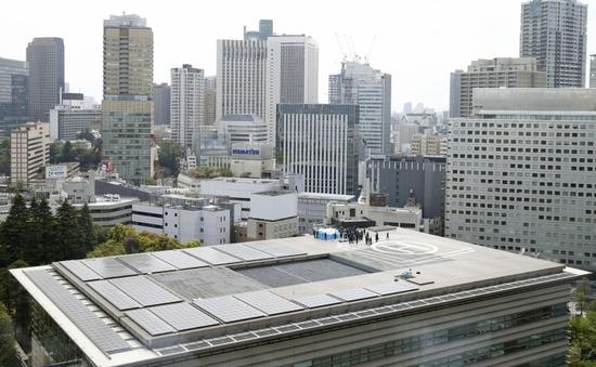 Phát hiện máy bay không người lái trên nóc tòa nhà Văn phòng Thủ tướng Nhật Bản