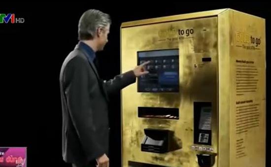 Khám phá máy bán vàng tự động tại Đức