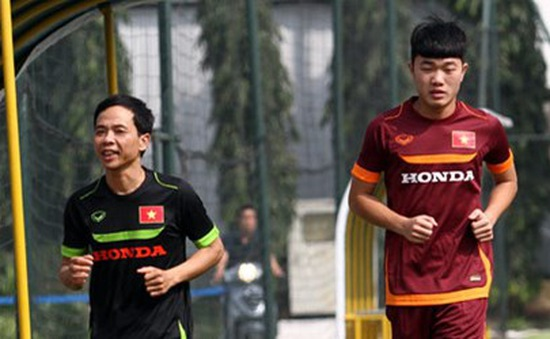 Xuân Trường không kịp bình phục để dự vòng loại giải U23 châu Á