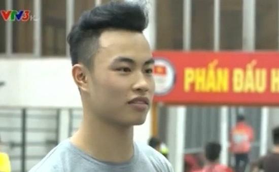 VĐV Cao Khắc Đạt - Hi vọng mới của ĐT Wushu Việt Nam