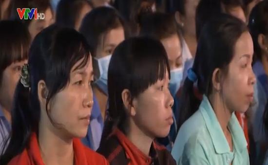 TP.HCM: Tặng hơn 4.000 vé xe Tết miễn phí cho công nhân