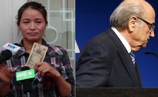 Vấn đề hôm nay 4/6: Khía cạnh pháp lý của câu chuyện chị ve chai nhặt được 5 triệu Yen