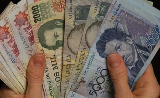 Đồng nội tệ của Venezuela lao dốc chóng mặt