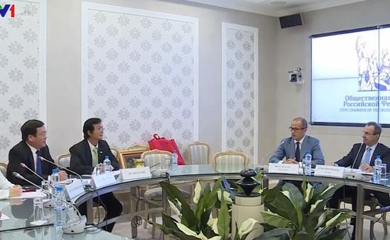Việt Nam tham dự Đại hội đồng AICESIS tại Nga