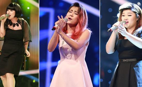 """Vietnam Idol 2015: """"Cuộc chiến"""" của những nốt cao"""