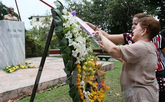 Hình ảnh Việt Nam trên đất nước Cuba