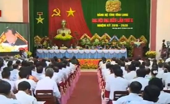 Bế mạc Đại hội Đảng bộ tỉnh Vĩnh Long