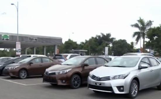 Toyota Việt Nam sẽ sớm công bố các dòng xe mắc lỗi túi khí