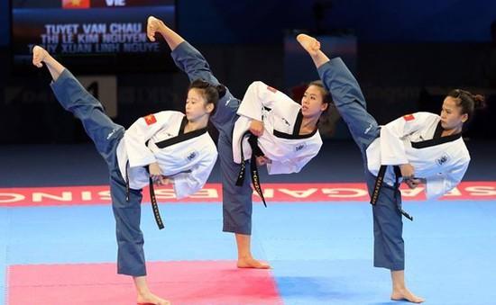 """Hành trình """"hái vàng"""" của các nữ VĐV Taekwondo Việt Nam"""