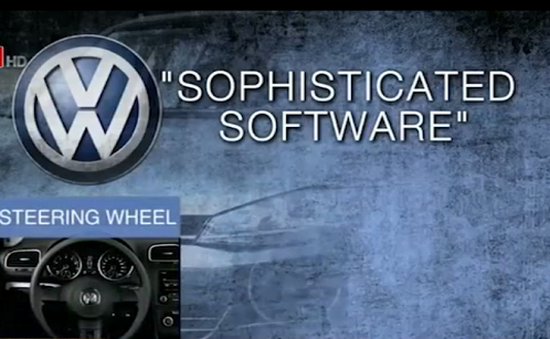 Cổ phiếu Volkswagen sụt giảm mạnh sau bê bối