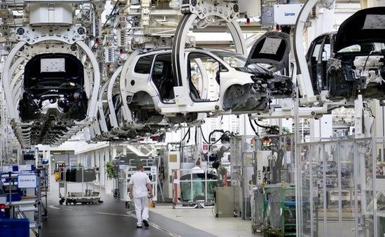 Volkswagen mất thị phần tại các thị trường quan trọng
