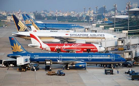 Kiểm tra năng lực cảng hàng không quốc tế Tân Sơn Nhất