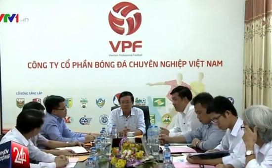 VPF chưa chọn được đối tác bảo hiểm cho các cầu thủ