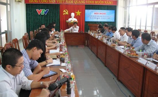 Tập trung nguồn lực xây dựng Kênh truyền hình quốc gia VTV8