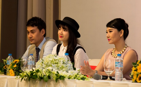Loạt sao Việt đến dự Lễ giới thiệu chương trình mới của VTV Cần Thơ