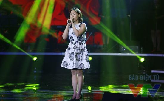 Giọng hát của Thùy Chi khiến khách mời Bài hát yêu thích mê mẩn