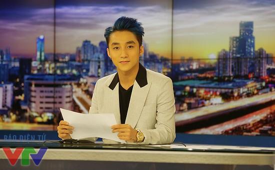 CỰC HOT: Sơn Tùng M-TP tập làm MC truyền hình