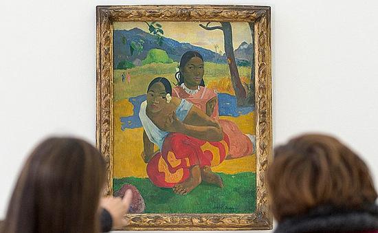 """""""Khi nào em kết hôn"""" - bức tranh đắt giá nhất thế giới"""