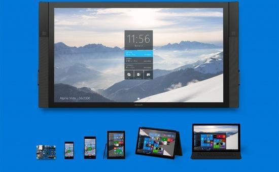 Windows 10 trình làng bản Build 10122 với nhiều cải tiến