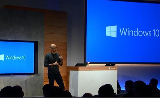 Microsoft chính thức giới thiệu Windows 10