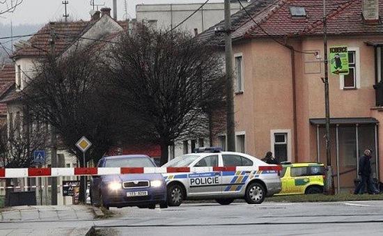 Hiện trường vụ xả súng ở Cộng hòa Czech, 8 người thiệt mạng
