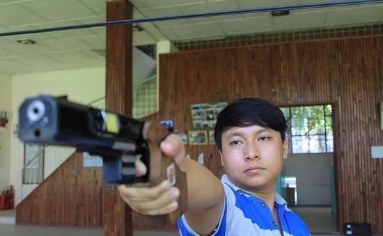 Xạ thủ Bùi Hồng Phong: Trẻ tuổi đời, lớn tuổi nghề