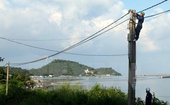 Hỗ trợ huyện, xã đảo bù lỗ giá điện