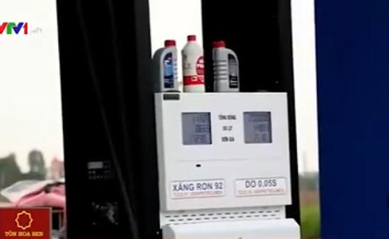 Kẽ hở trong giao, nhận xăng dầu: Chỉ cửa hàng xăng tư nhân chịu thiệt hại