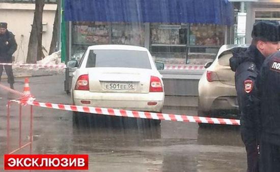 Phát hiện xe chở kẻ sát hại cựu Phó Thủ tướng Nga