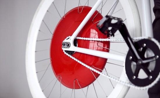 Bánh xe thông minh dành cho những người yêu thích xe đạp