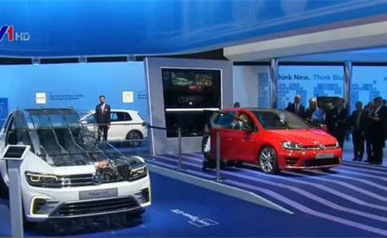 Volkswagen thừa nhận gian lận kiểm tra khí thải ở châu Âu