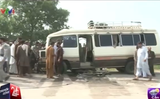 Pakistan: Va chạm mạnh giữa hai xe bus, ít nhất  20 người thiệt mạng
