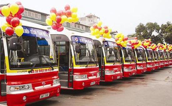 Hiệu quả từ chương trình xã hội hóa xe buýt