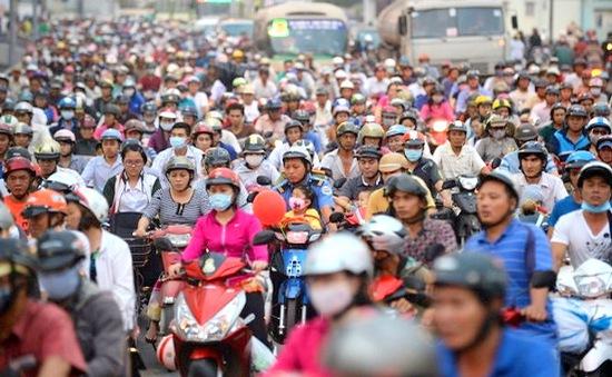 TP.HCM đề xuất chỉ thu phí xe máy đến hết năm 2015