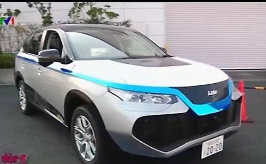 Mitsubishi công bố mẫu xe tự lái mới