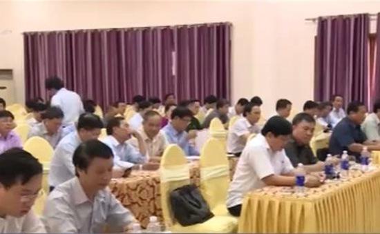 Hội nghị giao ban công tác xuất bản 6 tháng đầu năm