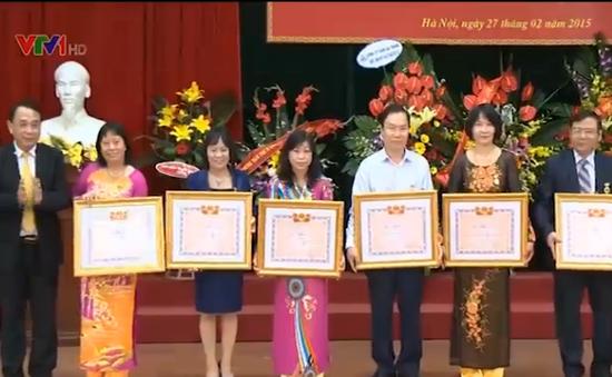 HV Y Dược học cổ truyền Việt Nam kỷ niệm 60 năm Ngày Thầy thuốc Việt Nam