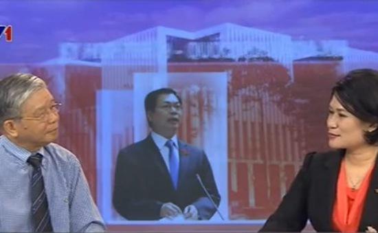 Ý kiến cử tri về phiên chất vấn Bộ trưởng BộNN&PTNT và Bộ trưởng BộCông Thương