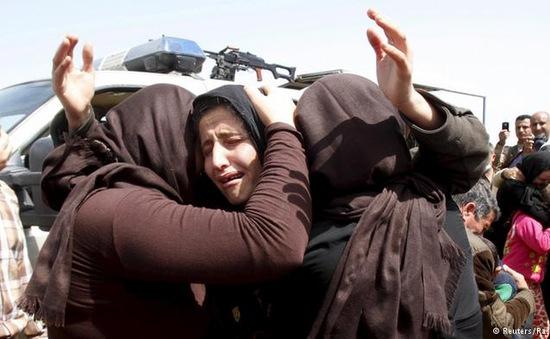 Iraq: IS trả tự do hơn 200 người Yazidi
