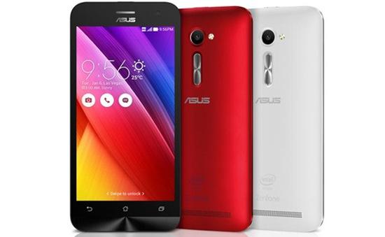 """ASUS giới thiệu ZenFone 2 màn hình 5 inch với giá """"hời"""""""