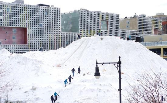 Người dân Mỹ chống chọi với đợt lạnh kỷ lục