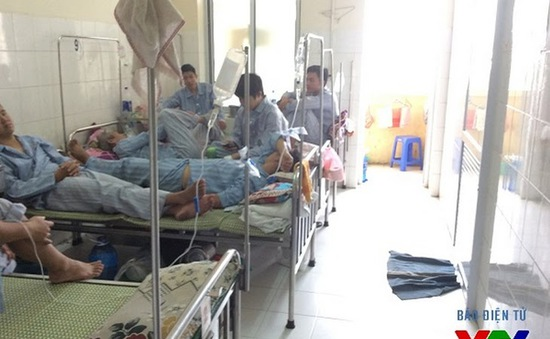 Nhiều bệnh viện nỗ lực khắc phục tình trạng nằm ghép bệnh nhân