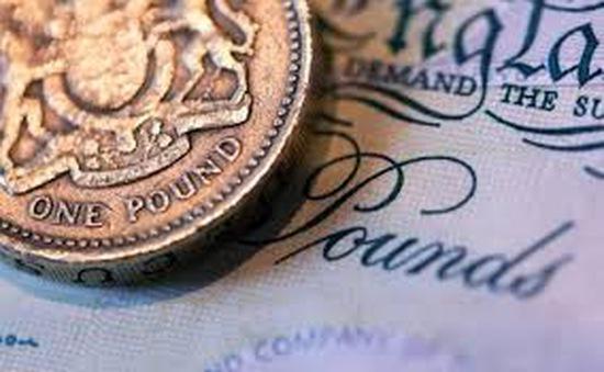 Đồng bảng Anh giảm mạnh trước nguy cơ Anh rời EU