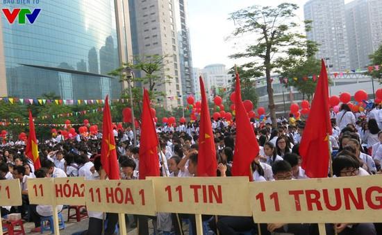 Hà Nội không cho phép học sinh bậc THPT chuyển trường