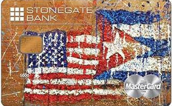 Ngân hàng Mỹ đầu tiên phát hành thẻ tín dụng tại Cuba