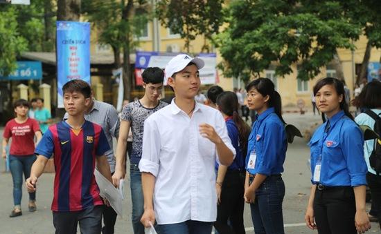 Hơn 95% thí sinh TP.HCM đến làm thủ tục thi tốt nghiệp THPT quốc gia
