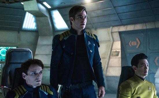 Bom tấn Star Trek công phá phòng vé Bắc Mỹ