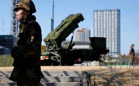 Nhật Bản nâng cấp hệ thống phòng thủ tên lửa