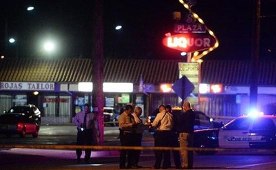 Mỹ: Xả súng ở San Bernardino, 3 người thiệt mạng