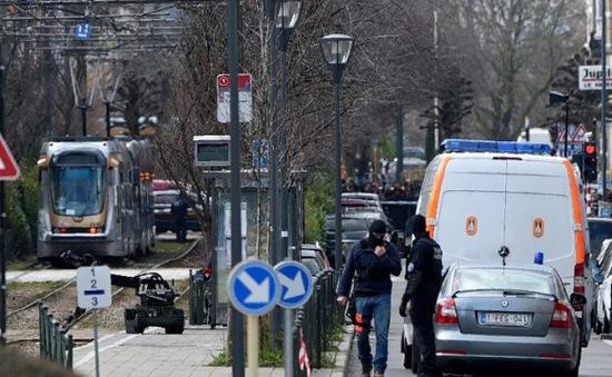Bỉ tiến hành cuộc bố ráp mới quy mô lớn tại Brussels